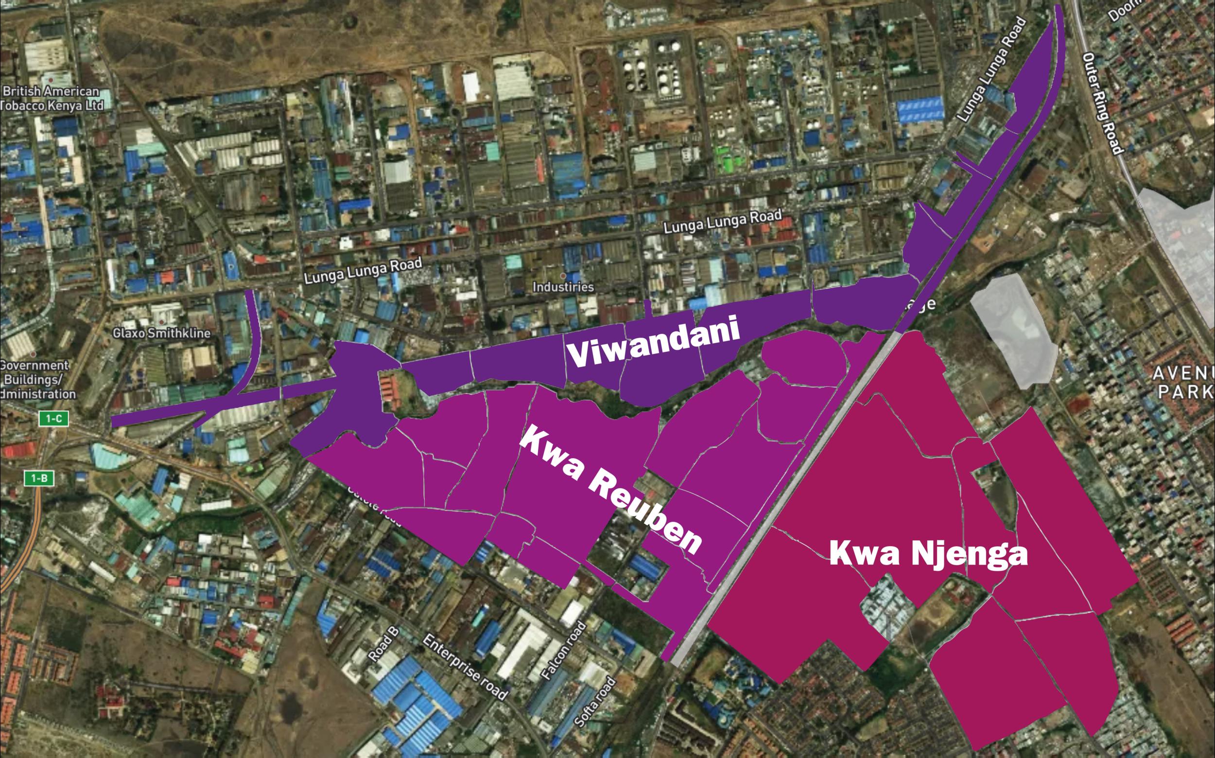 Mukuru SPA has been declared across the 3 informal areas of VIwandani, Mukuru Kwa Reuben & Mukuru Kwa Njenga