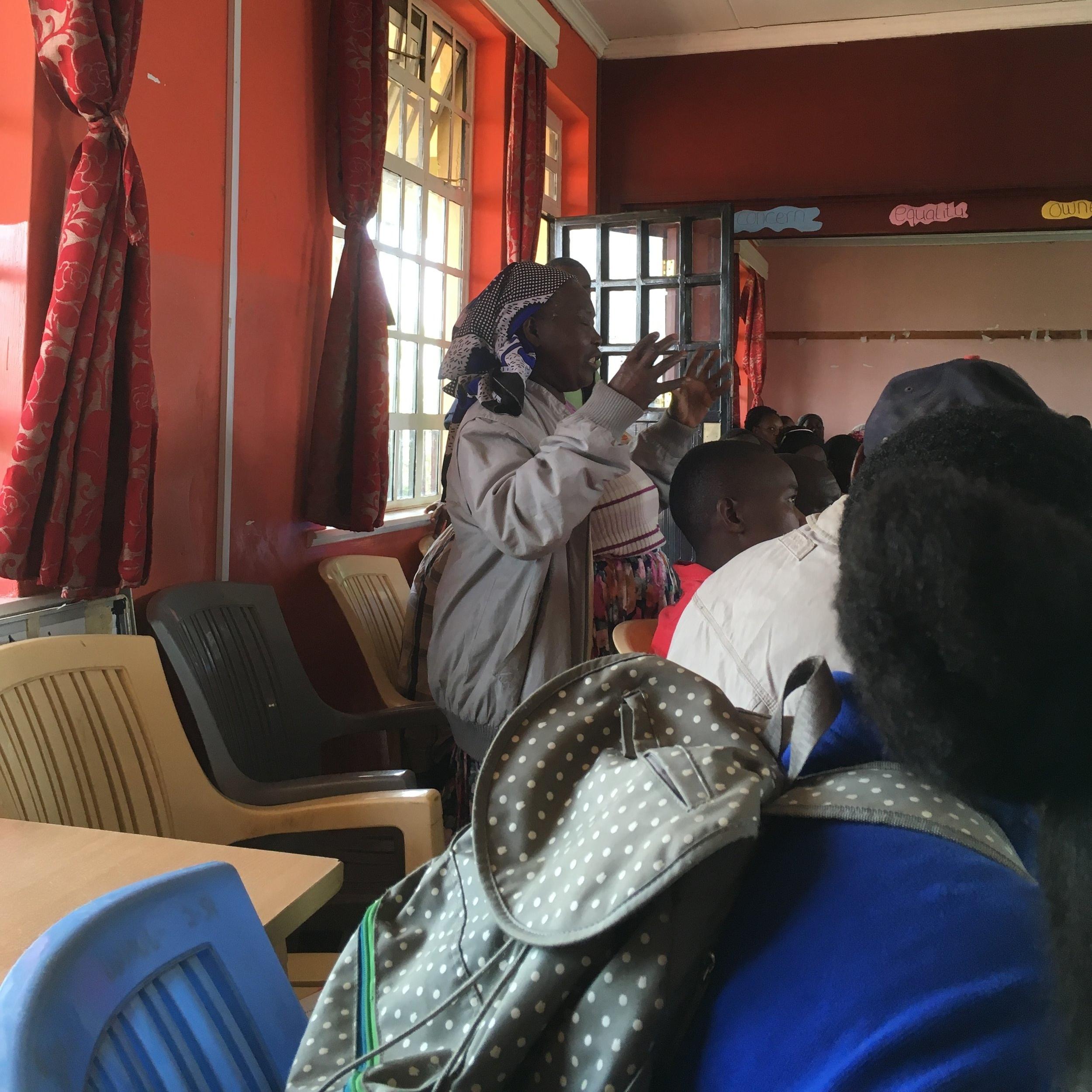 Photo: Muungano wa Wanavijiji