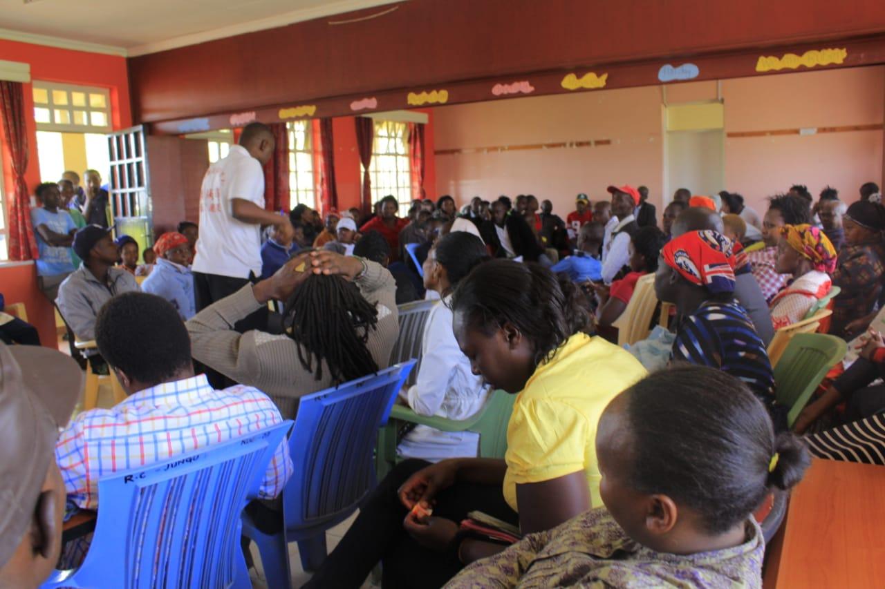 Photo: Muungano KYCTV