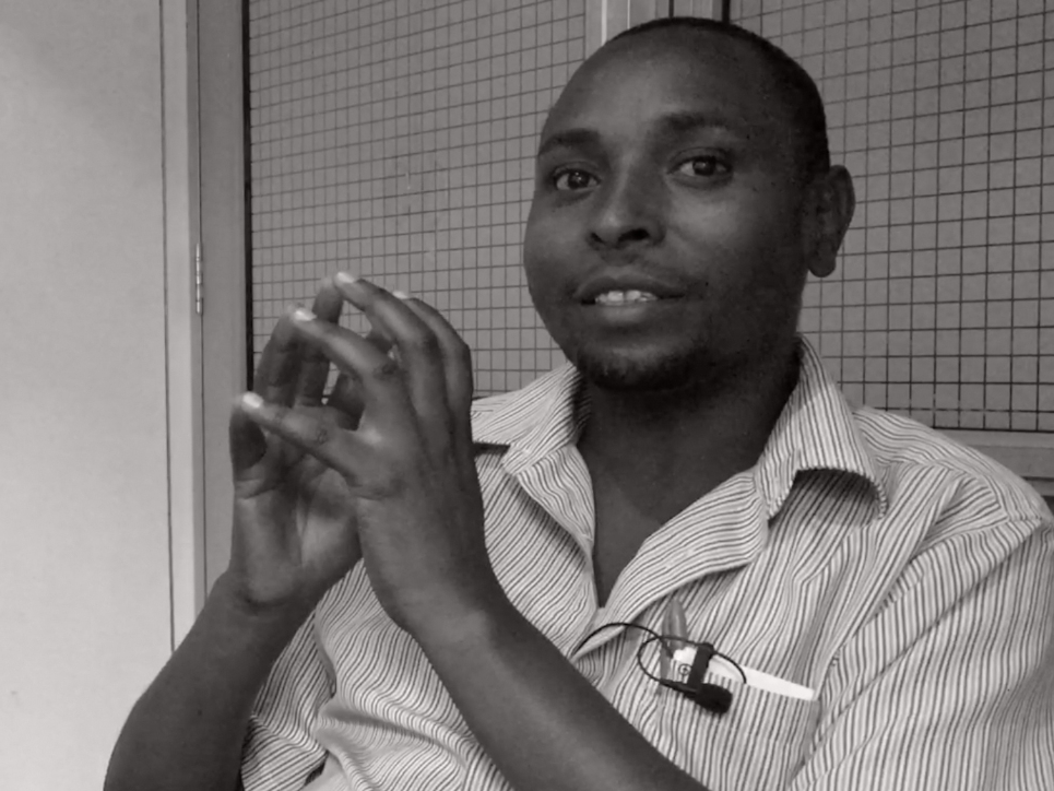 Abdi Mohamed - Civil society partner, Korogocho, Nairobi