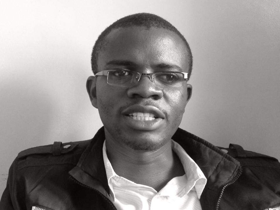 Erikson Sunday - Muungano, Nyalenda, Kisumu