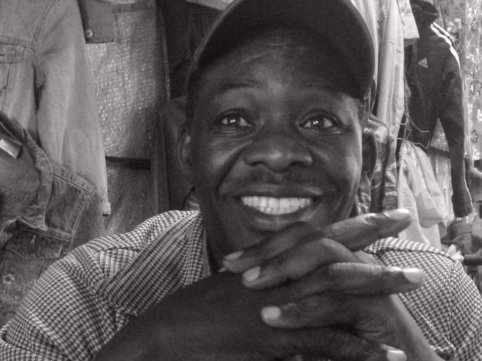 Ezekiel Rema - Muungano, Toi Market, Kibera, Nairobi