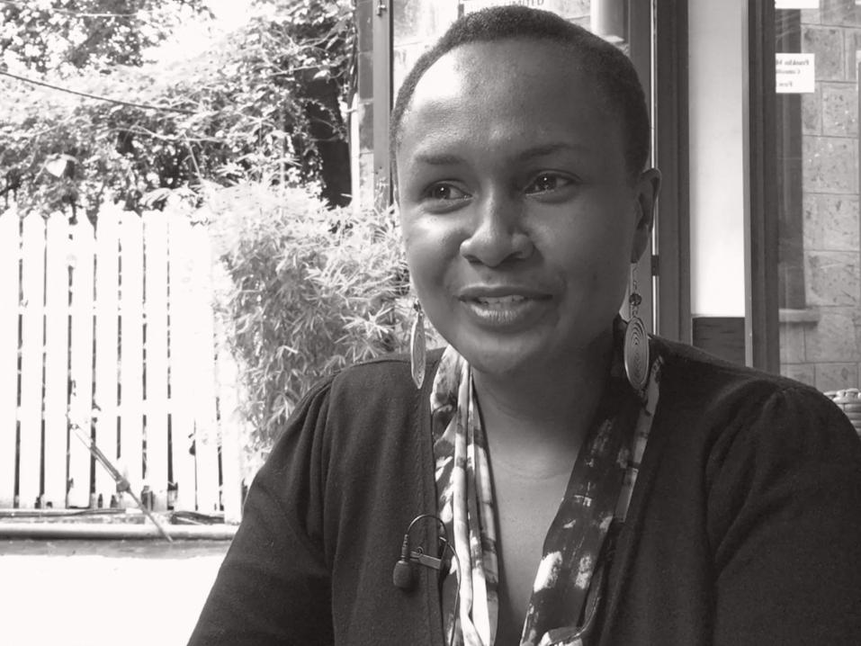 Irene Karanja - Support professional