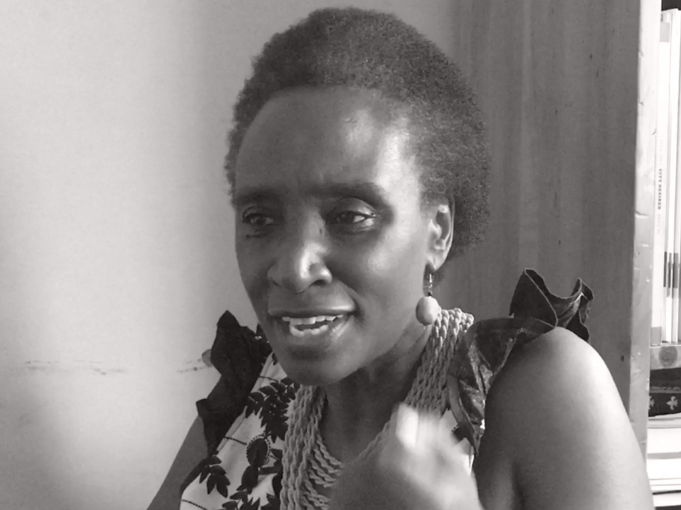 Jane Weru - Support professional & lawyer, Akiba Mashinani Trust