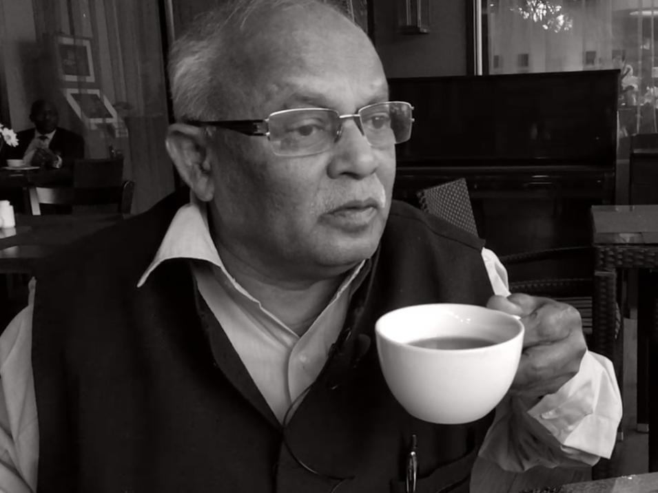 Jockin Arputham - SDI President & Indian SDI federation