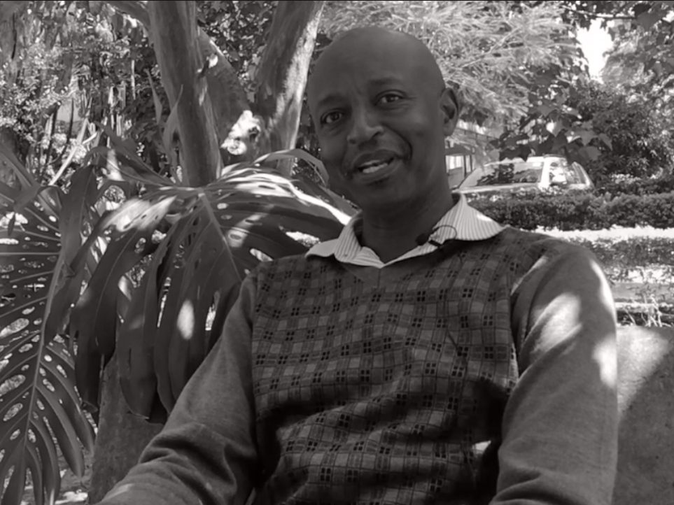 Musymi Mbathi - Academic partner, University of Nairobi
