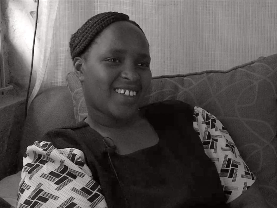 Nancy Njoki - Muungano, Mathare, Nairobi