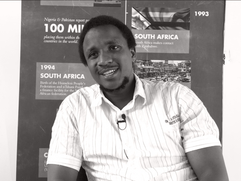 Patrick Njoroge - Support professional, Akiba Mashinani Trust