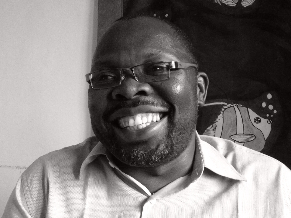 Patrick Ochieng - Civil society partner, Ujamaa Centre, Mombasa