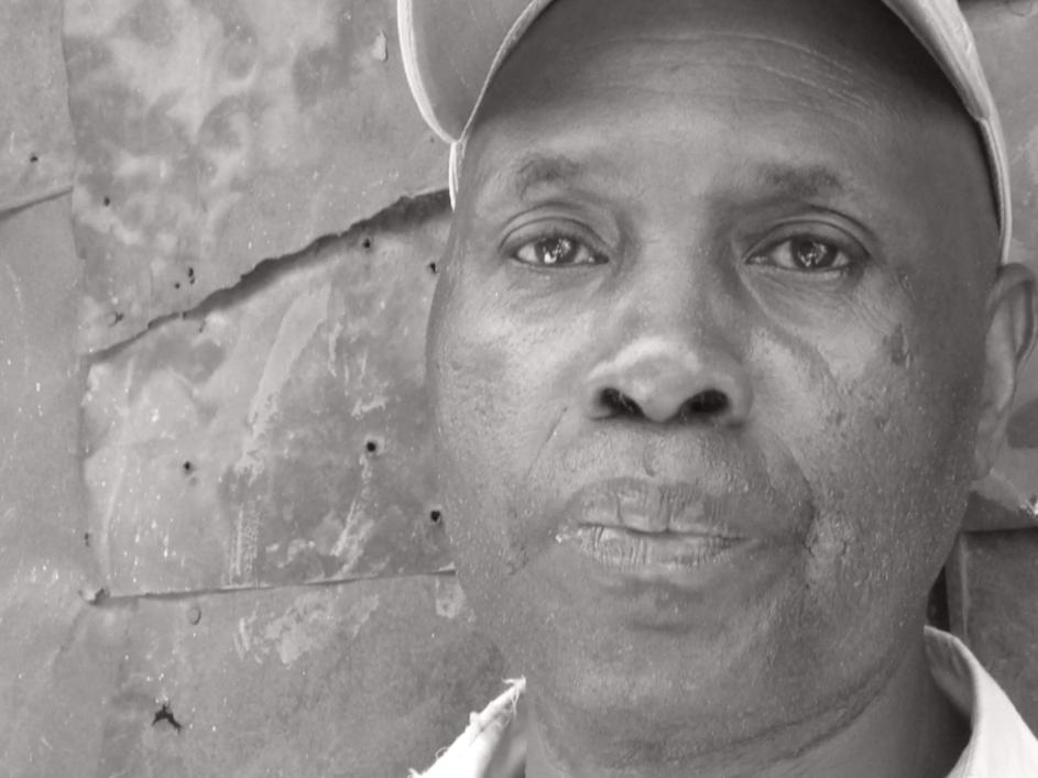Peter Kinyanjui - Muungano, Mathare, Nairobi