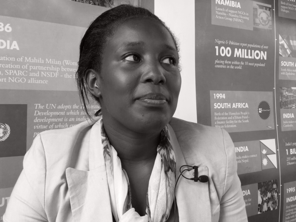 Susan Mwangi - Muungano, Kahawa Soweto, Nairobi & History team