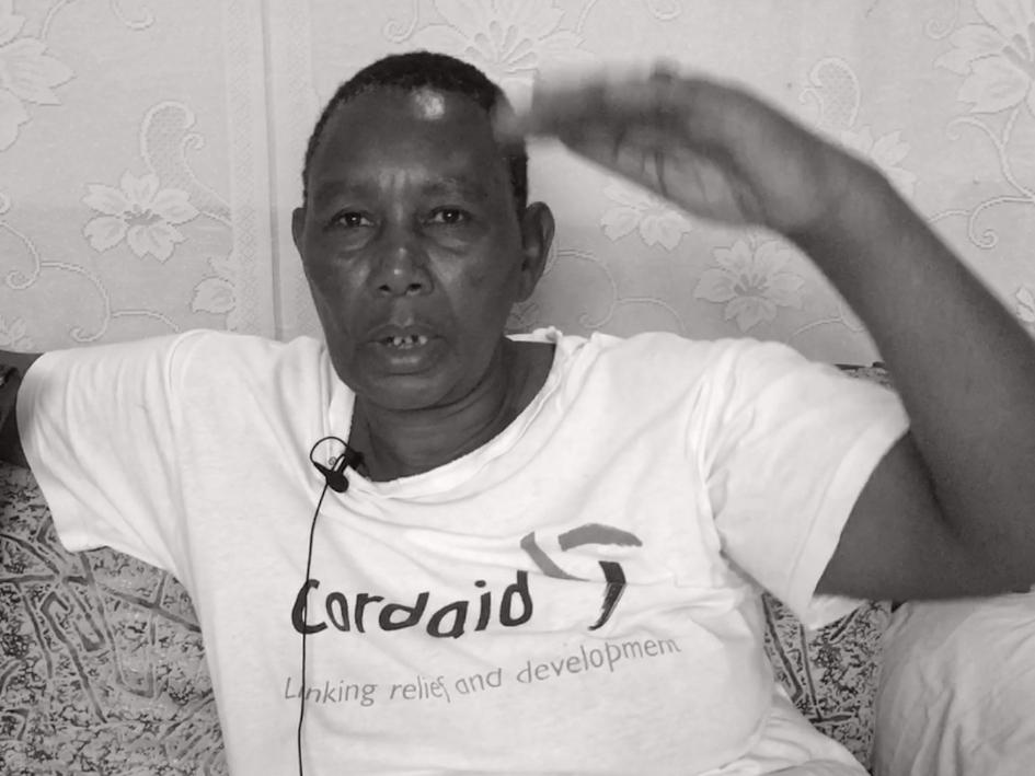 Susan Wanjiru - Muungano, Kambi Moto, Nairobi
