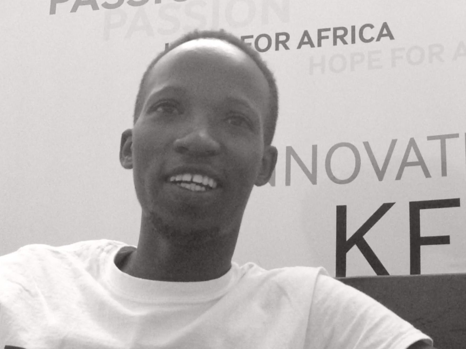 Isaac 'Kaka' Muasa - Muungano, Mathare, Nairobi