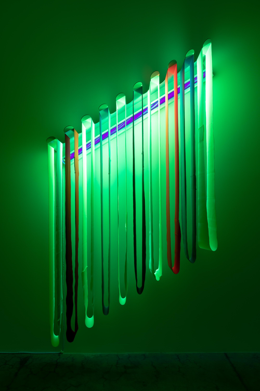 Krysten Cunningham Artist, Balls to the Wall