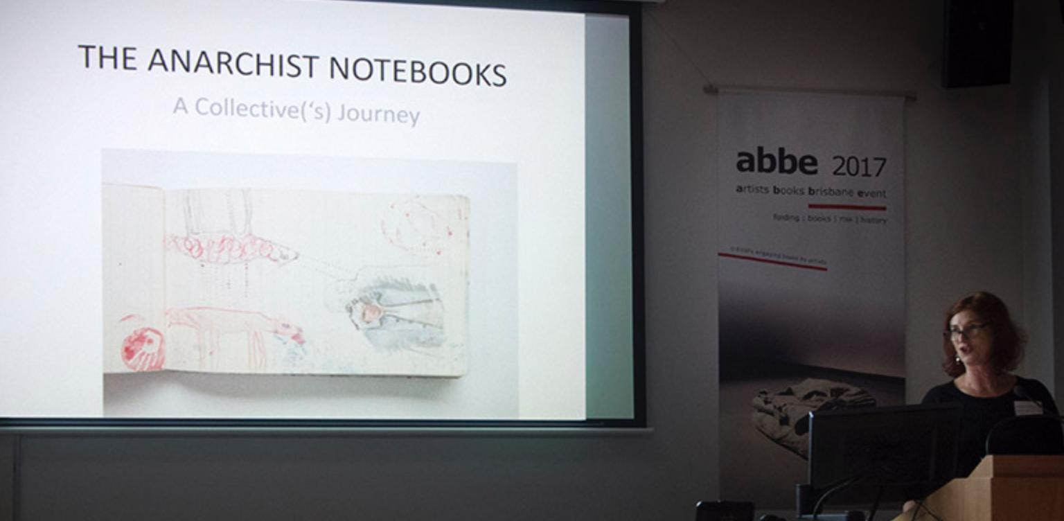 Maren Götzmann;  The Anarchist Notebooks