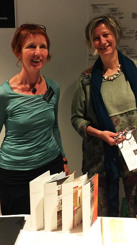 <usus> Ulrike Stoltz & Uta Schneider