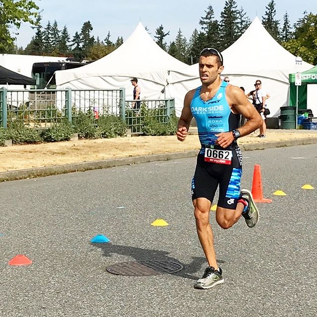 Today's Darkside Athlete profile is @juanjaramillo93  I've known Juan since my early days in Triathlon. I could always count on him to keep me honest at the track!  Last year he came to me very frustrated as he had not been able to make a triathlon start line in 2 seasons due to being plagued by running injuries.  We worked together to build a plan that would bring his running fitness up to speed slowly. It required a whole lot of patience on his part but clearly paid off as he not only made multiple start lines this year, but crushed his 70.3 PR's going sub5 twice and placing 2nd overall at a local sprint. Bring on 2018!  Way to go Juan!!