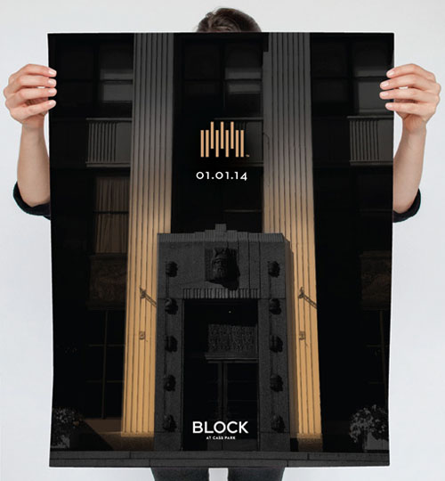 The Block Poster