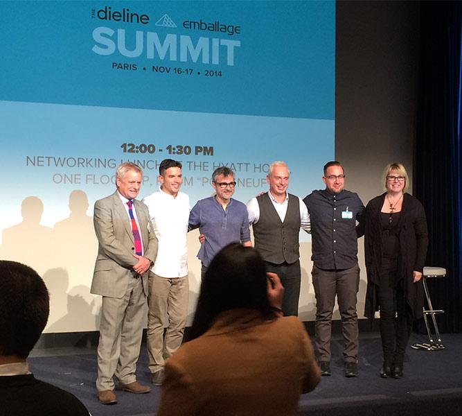 Future of Packaging Summit Key Speakers on Stage