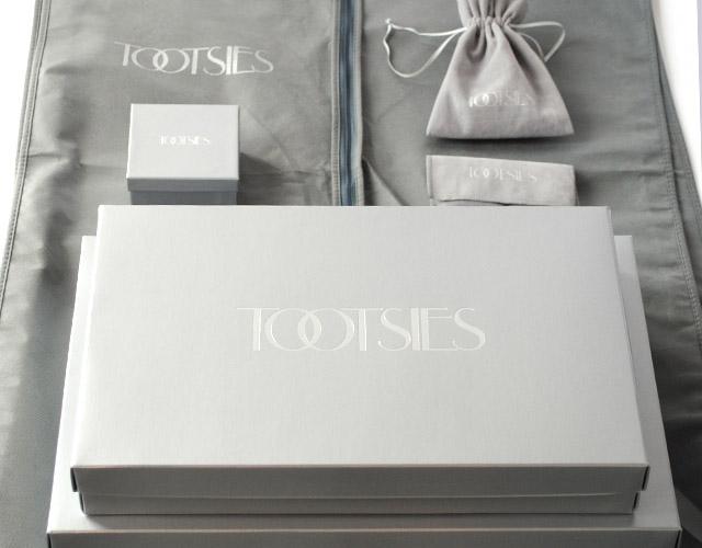 CRP Tootsies Packaging