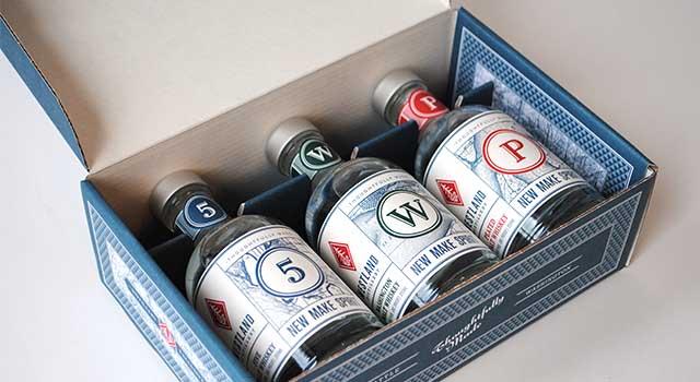 Westland Distillery Three-Spirit Set