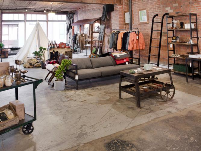 Brackish Designs Furniture in Glasswing