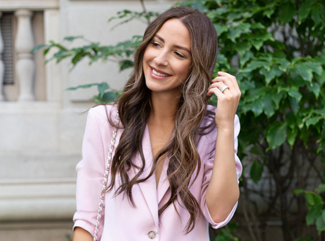 SOMETHING NAVY - BY ARIELLE CHARNAS