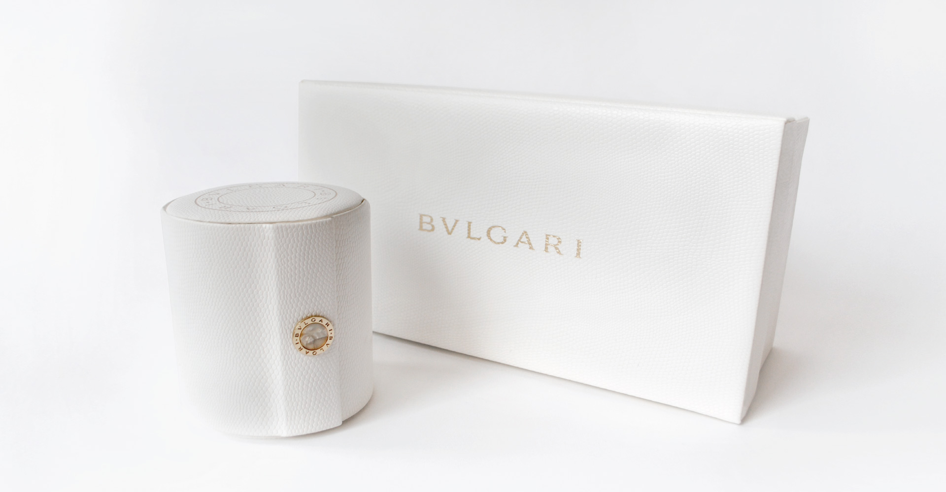 BVLGARI Gift-with-Purchase Packaging