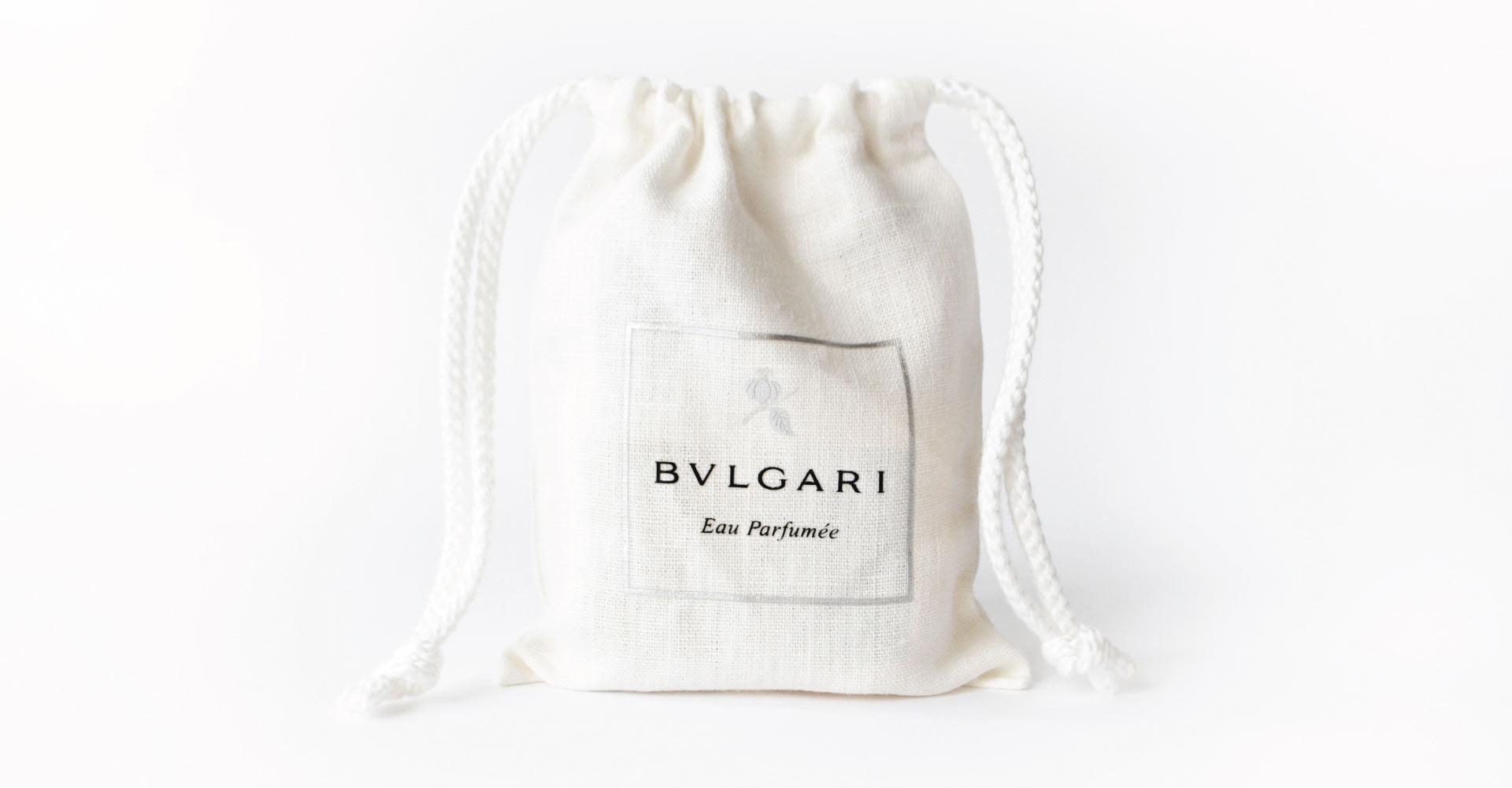 BVLGARI Fragrance Packaging