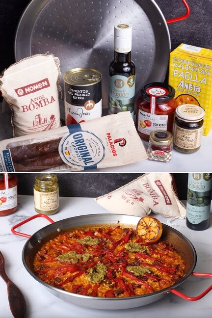 Boqueria's Paella Meal Kit