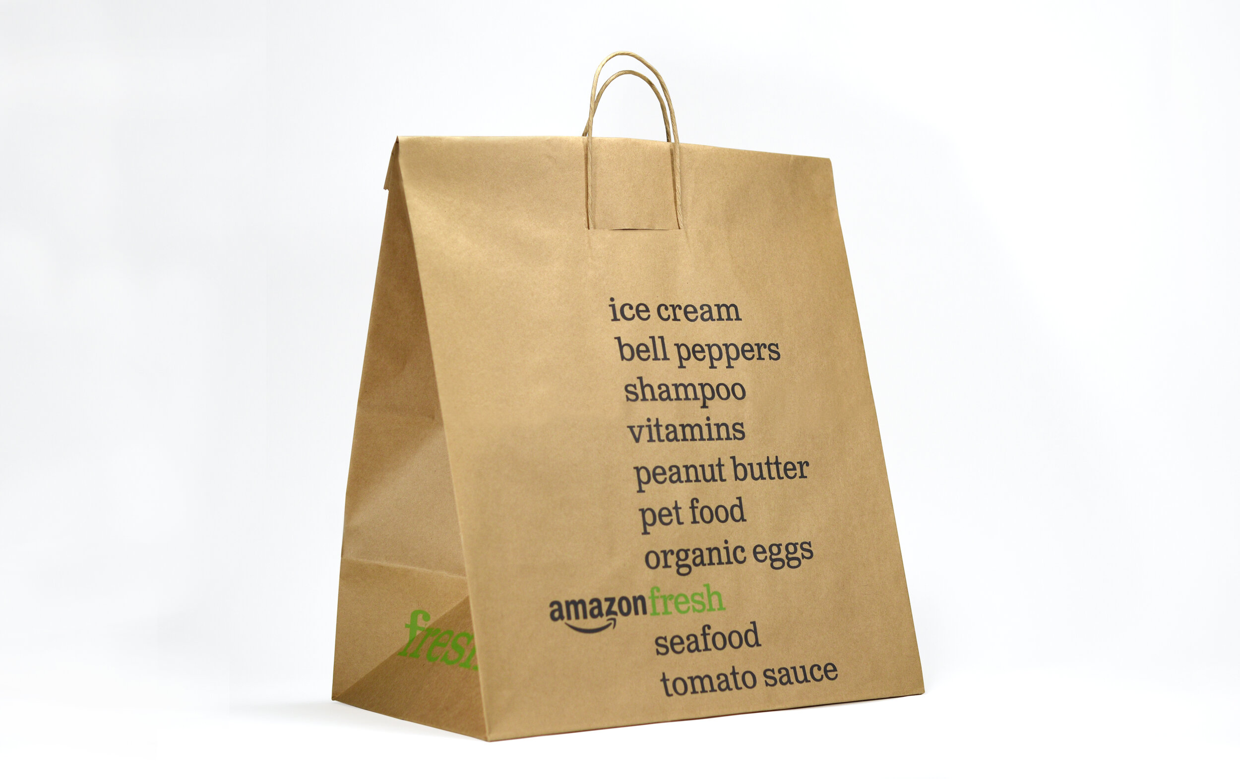 Amazon's Tamper-Evident Food Delivery Bag