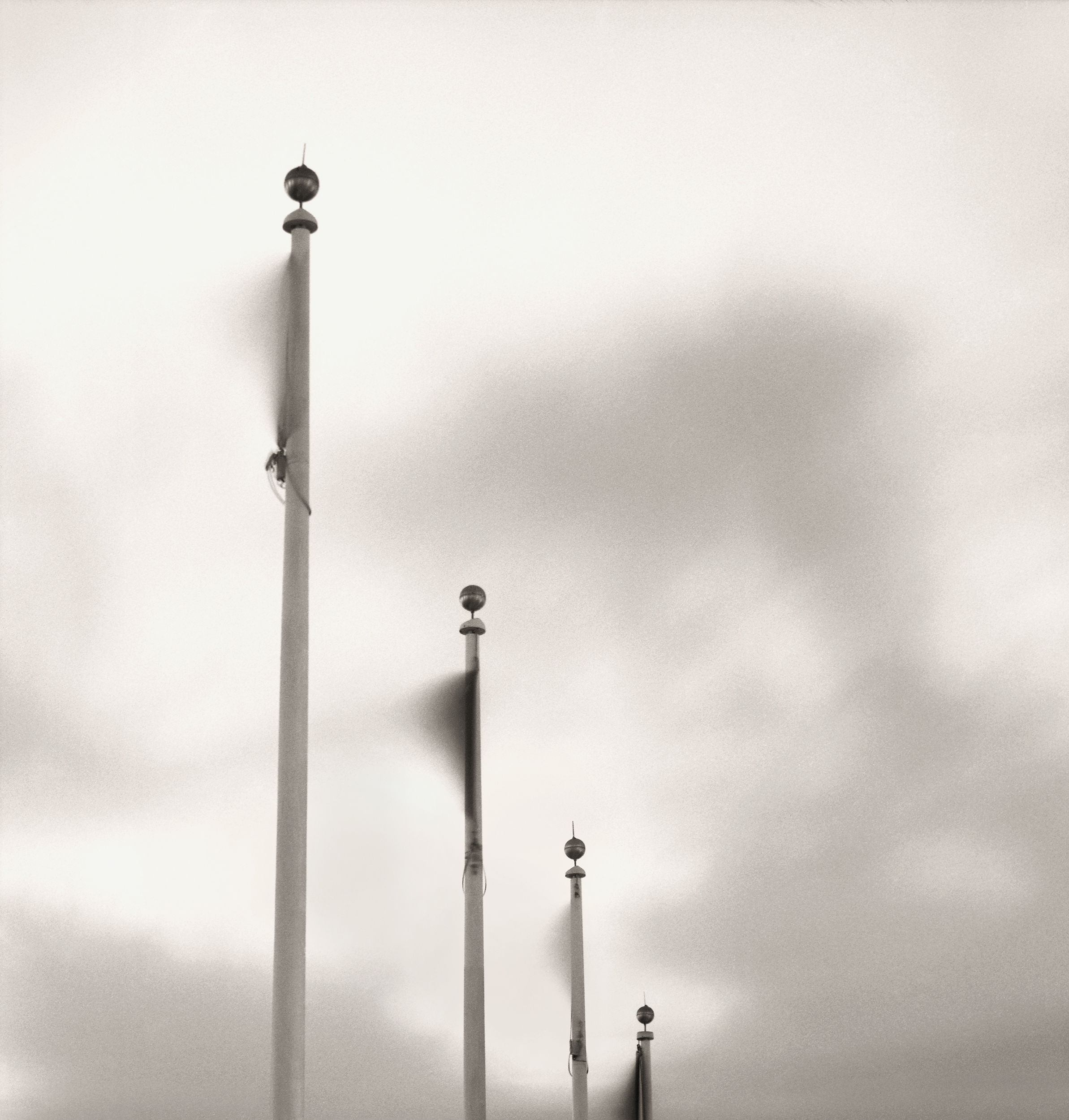 Flag Poles, San Francisco