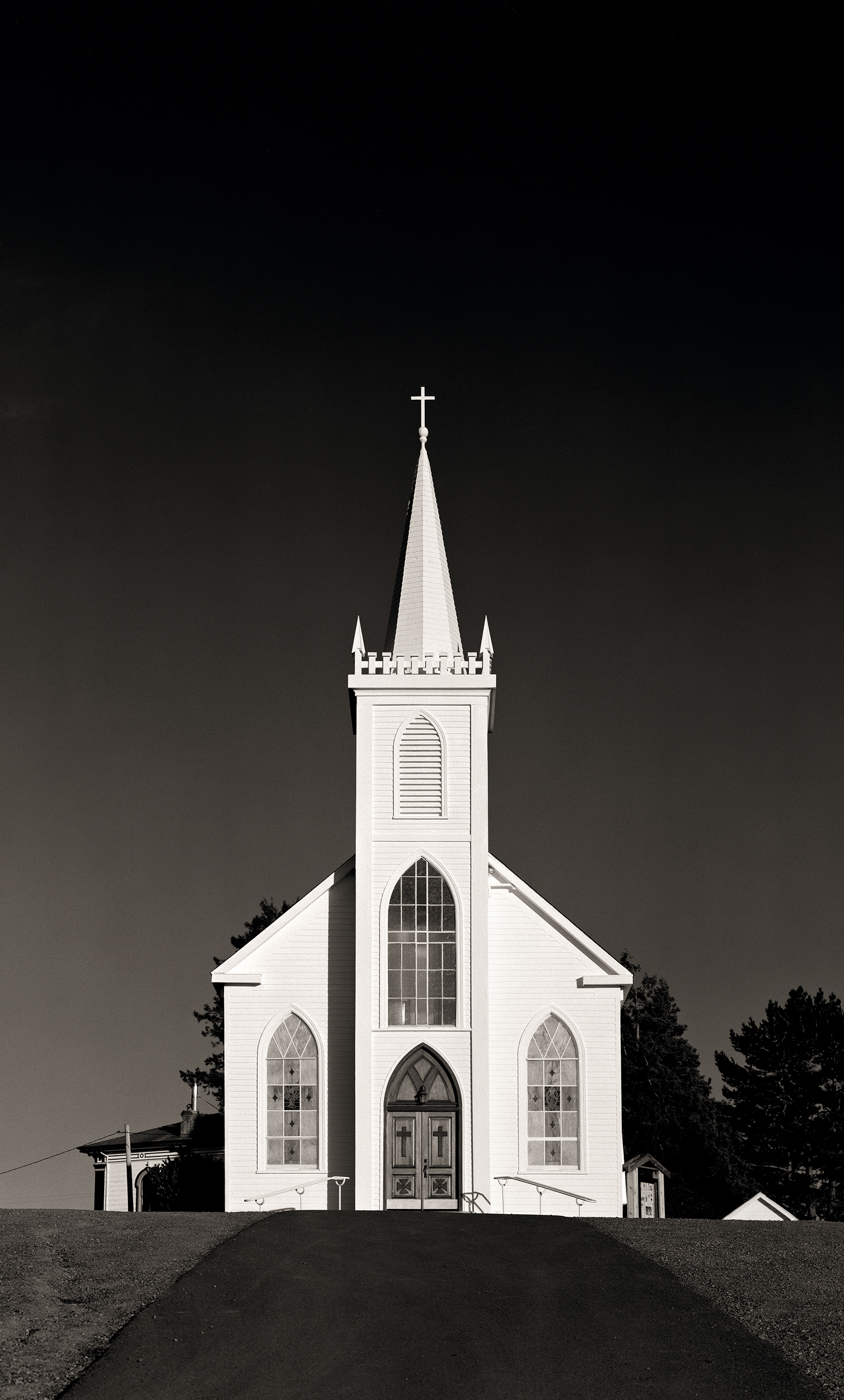 St. Teresa's Church, Bodega Bay