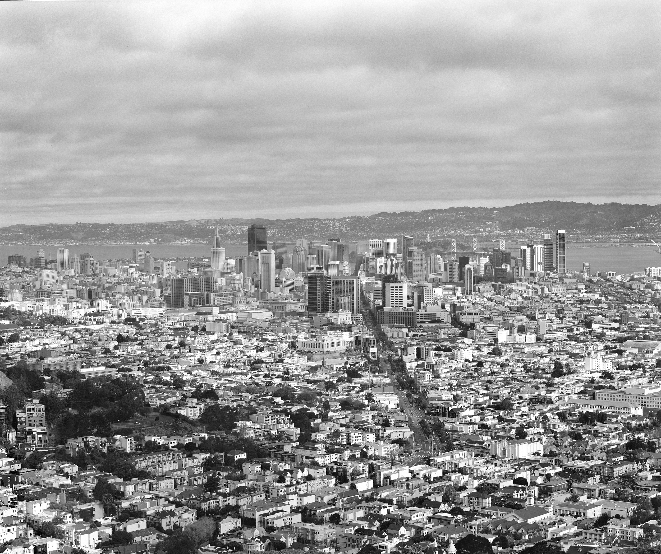 From Twin Peaks, Cloudy