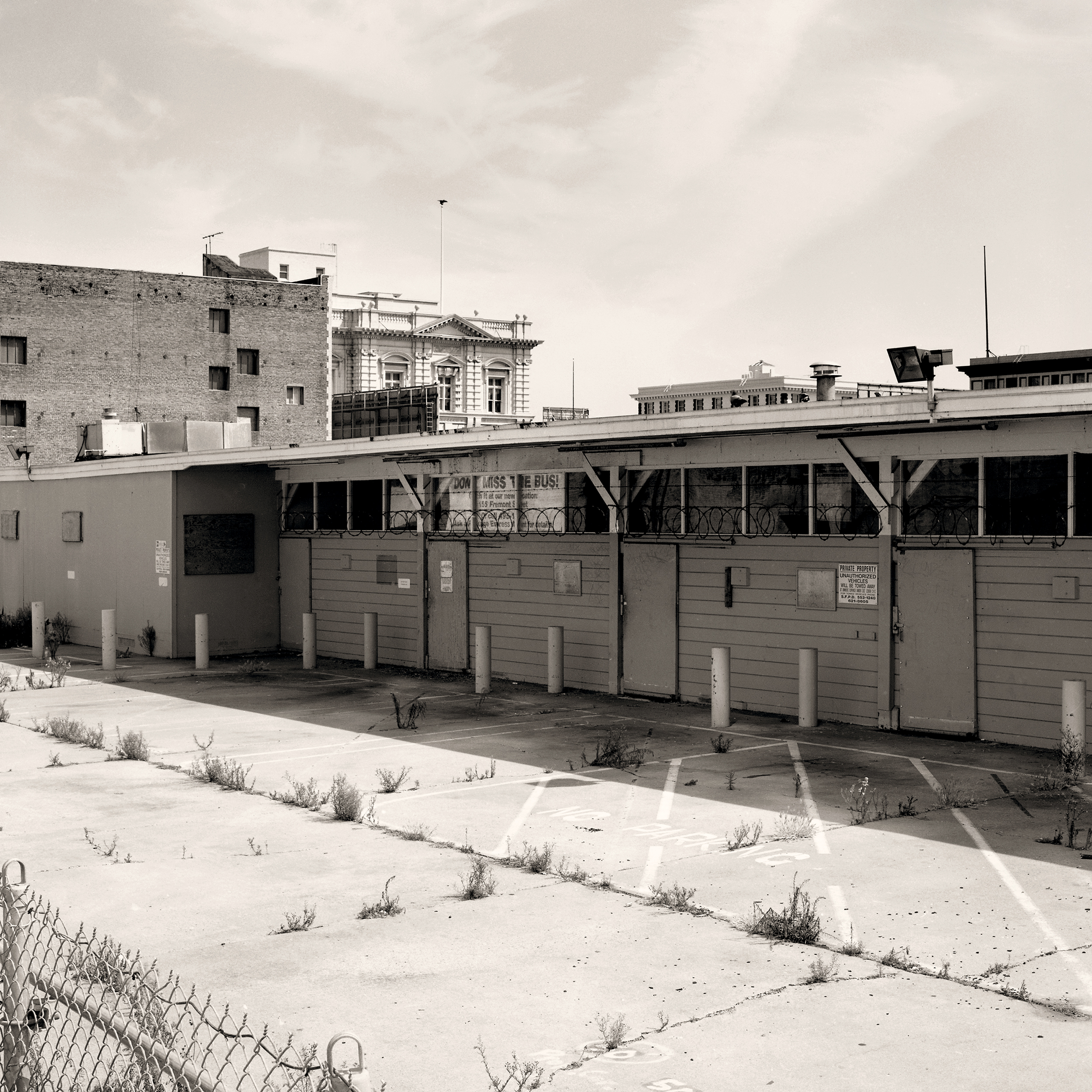 Greyhound Station, San Francisco