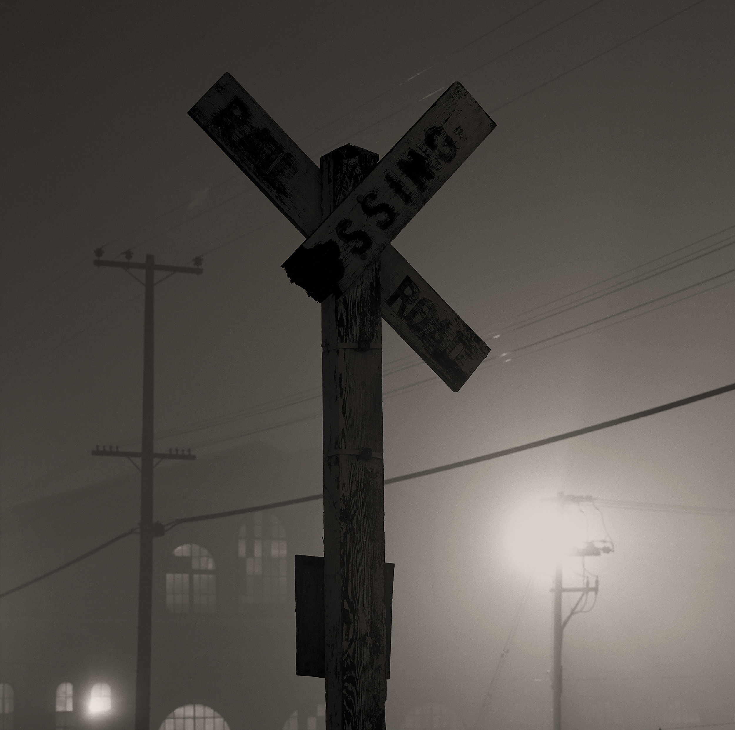 Railroad Crossing, Dogpatch