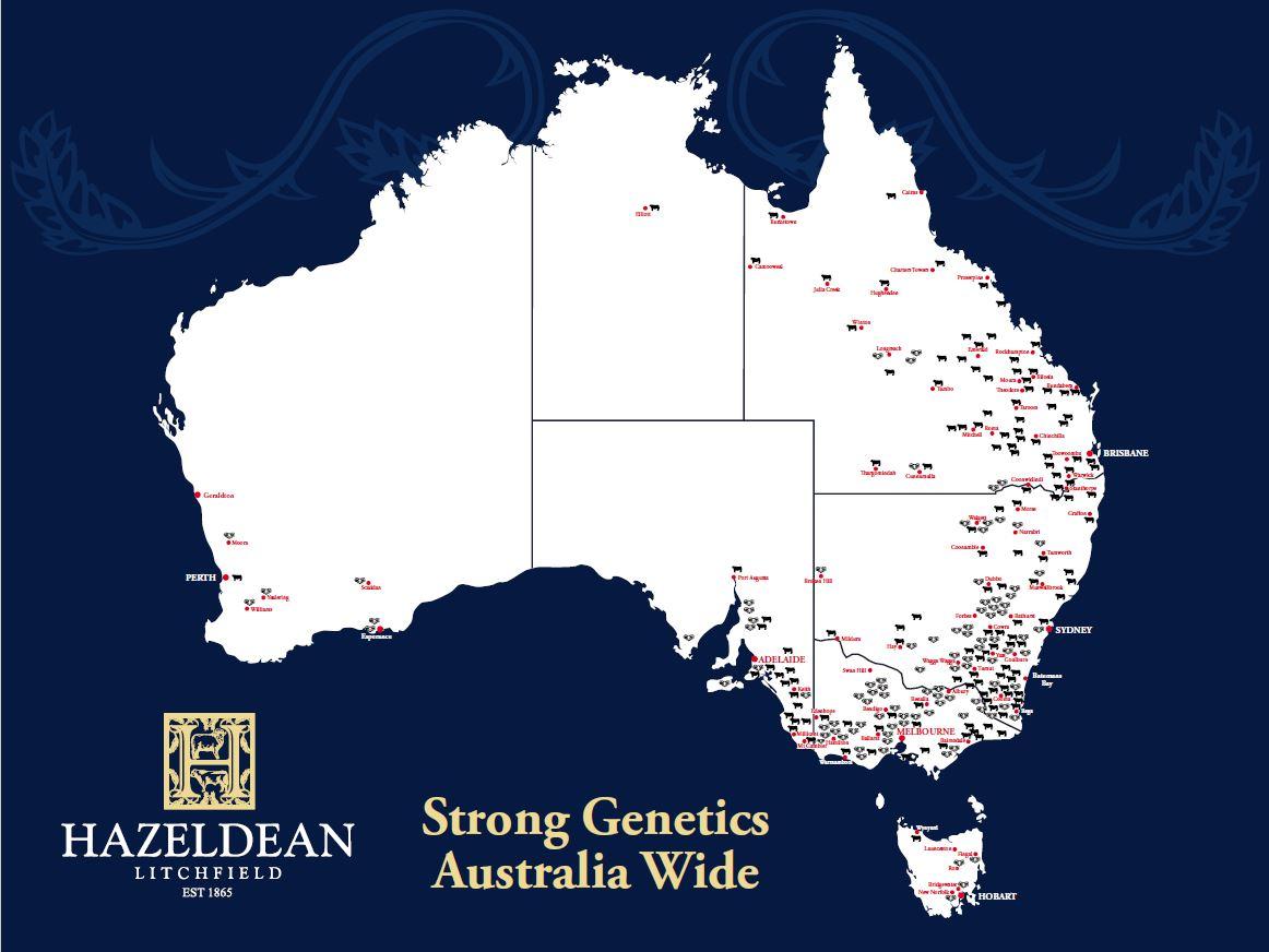 Hazeldean client locationsmap.JPG