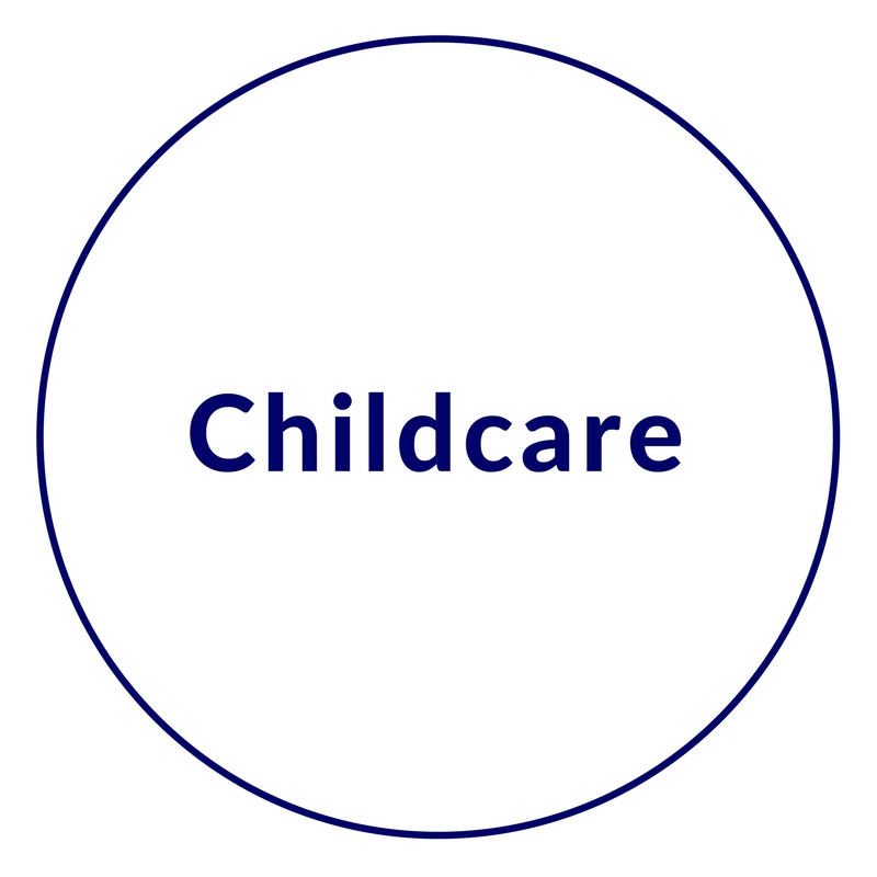 Childcare is offered every Sunday during service for children age 3 and under in the Nursery next to the kitchen. Please use the form below to sign your child up for childcare. -