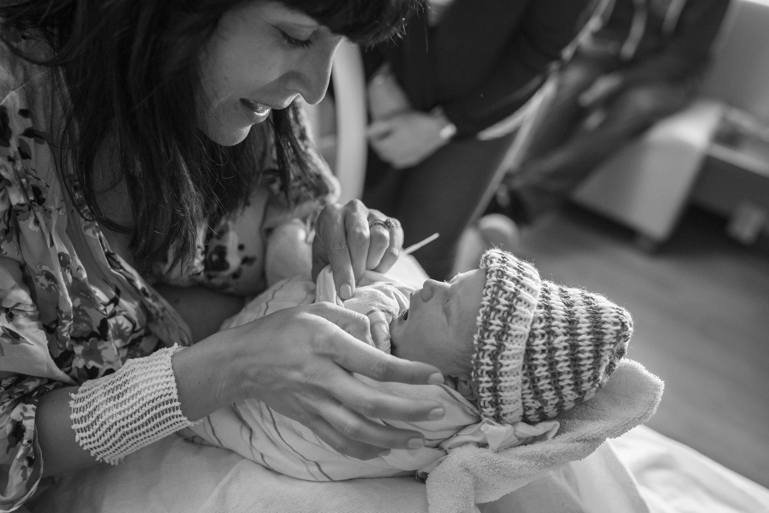 st augustine birth photographer