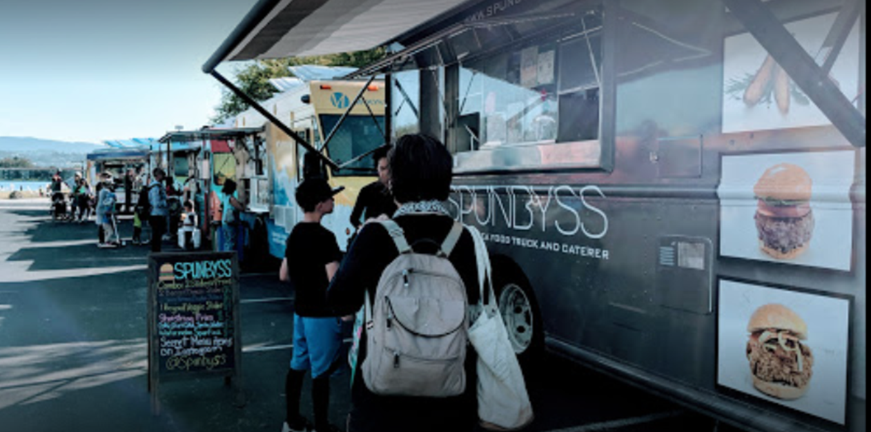 Spunbyss - Fresh made Sliders and Fries