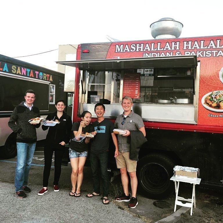 Mashallah Halal Truck - Indian and Pakistani Food