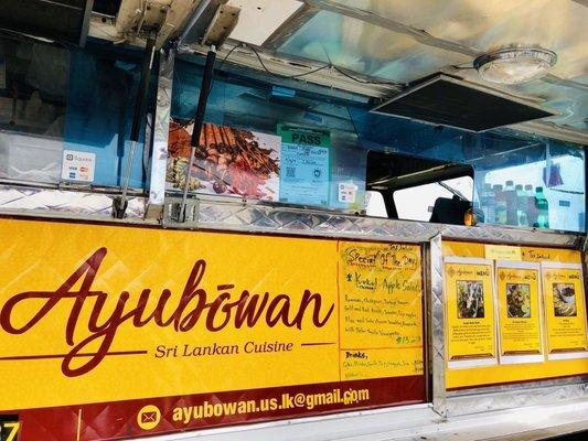 Ayuwoban Food Truck
