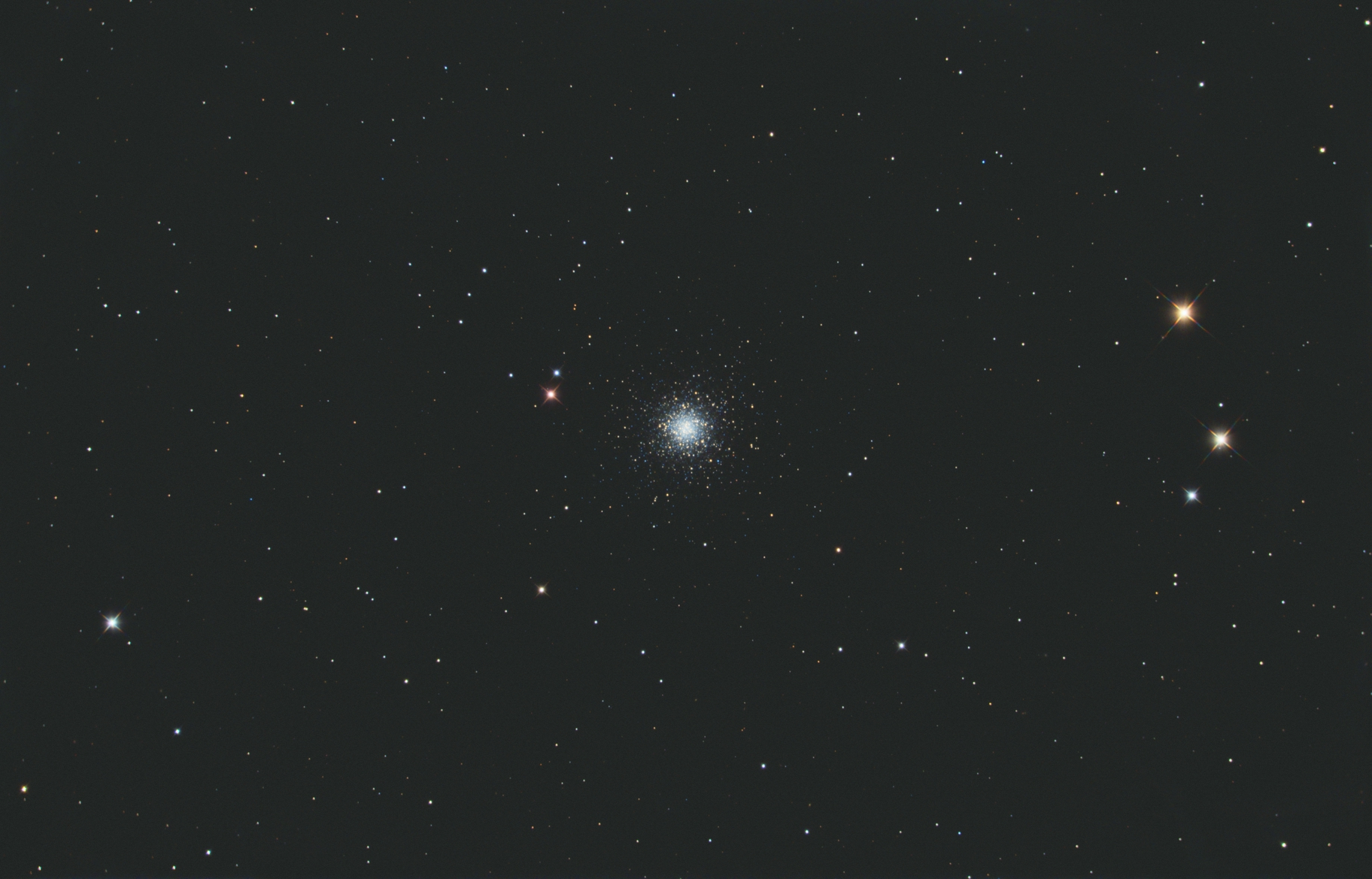M53 globular cluster.