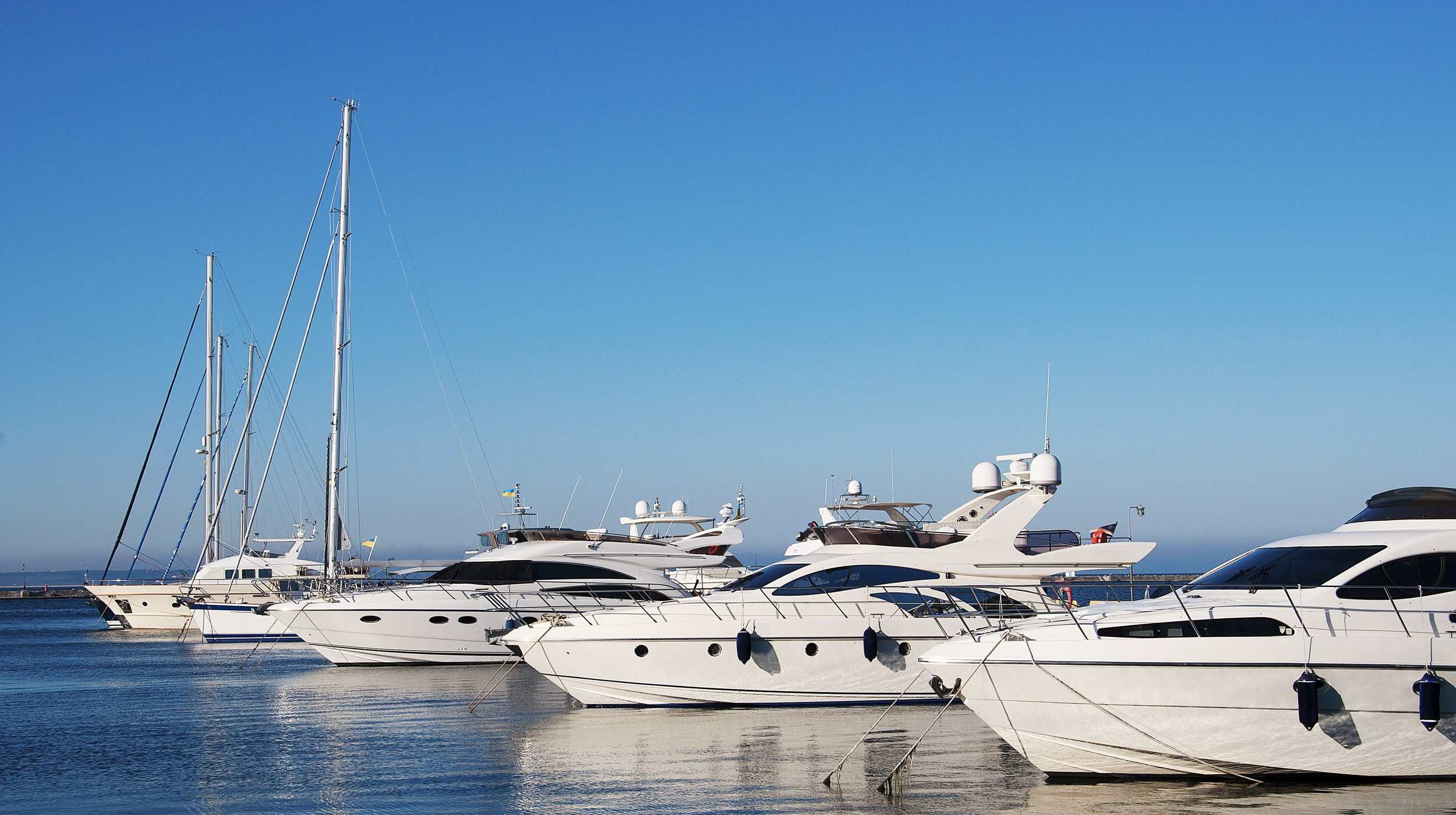 Premier boat and yacht cleaning and management services in Daytona beach, New Smyrna, Flagler Beach, Palm Coast, St Augustine, Titusville, Port Canaveral, Cocoa, Melbourne.