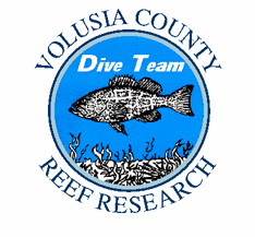 Volusia County Articial Reef Program and Volunteer Reef Research Dive Team