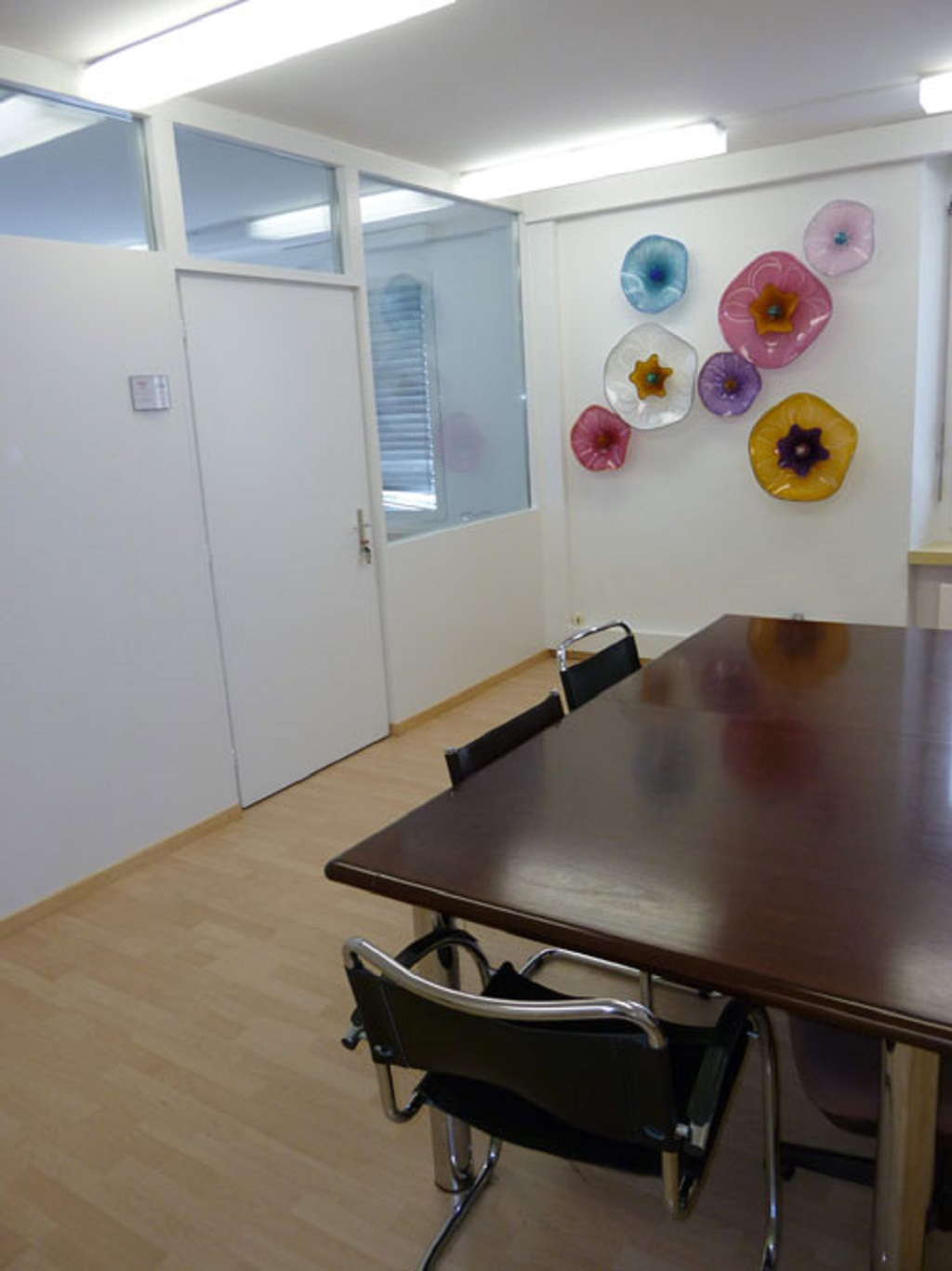 Corporate Office Boardroom