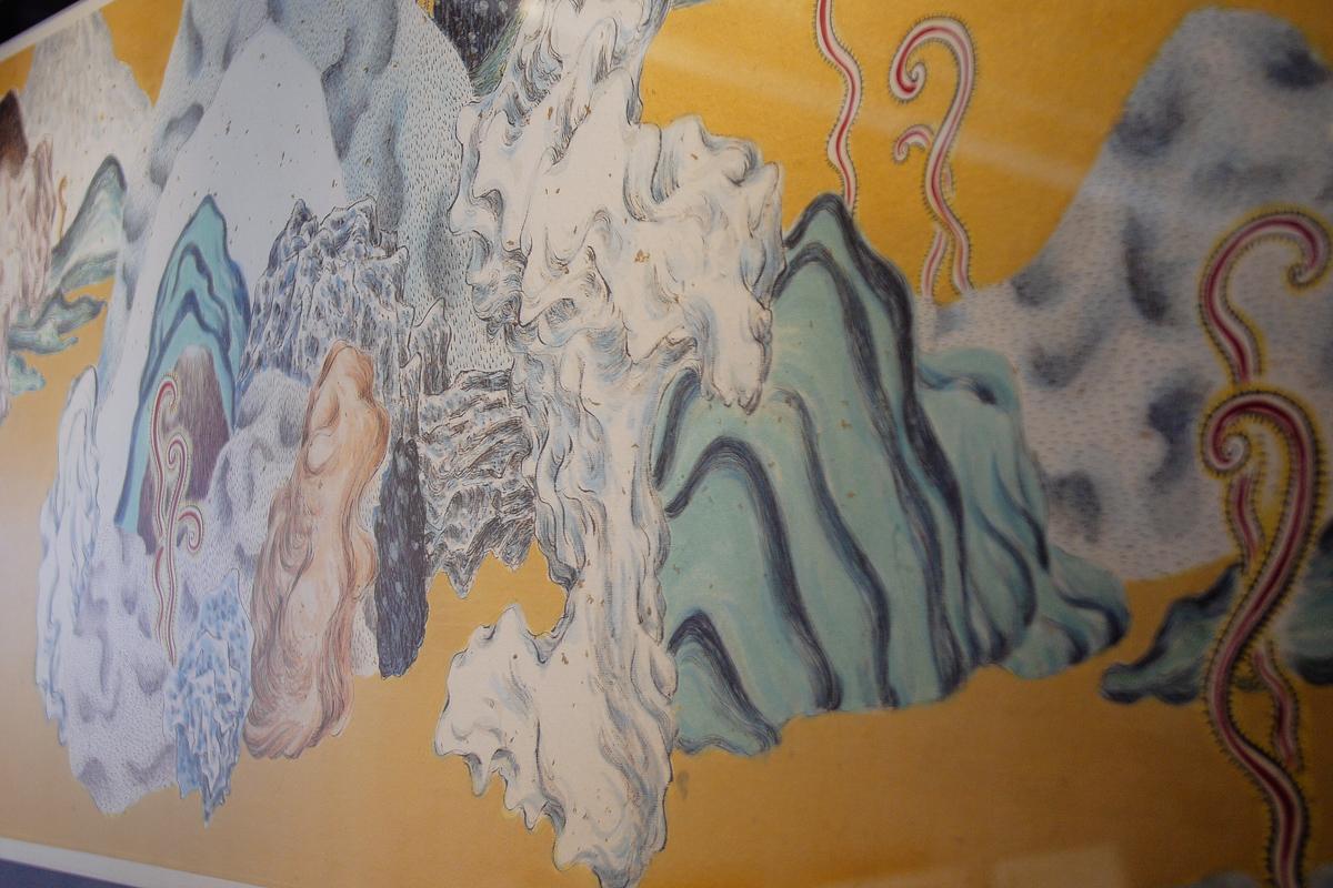 InterContinental Yan Toh Heen Painting