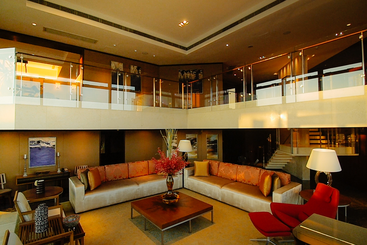 InterContinental Presidential Suite WS (Golden Hour)