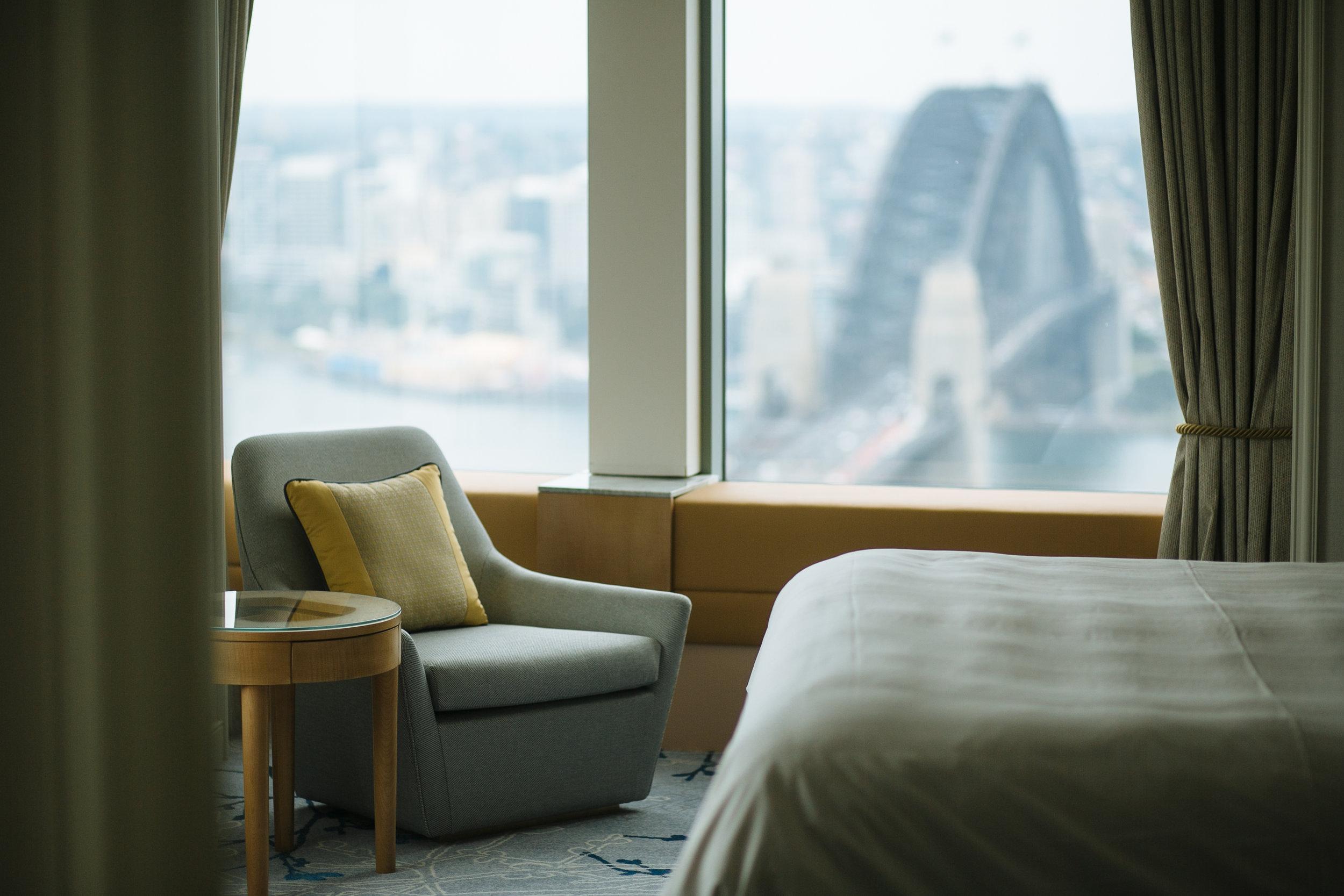 Shangri-La Sydney Room CU