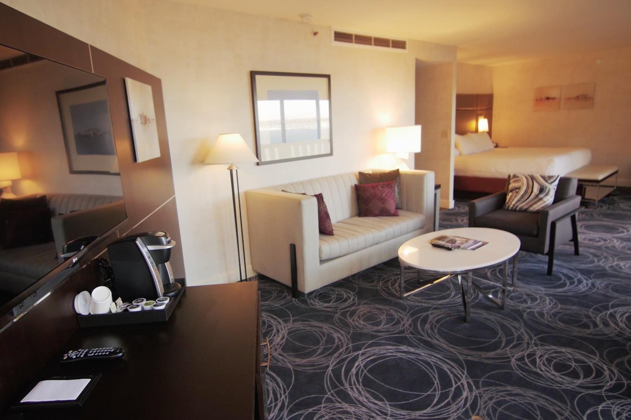 Hyatt SF Lounge